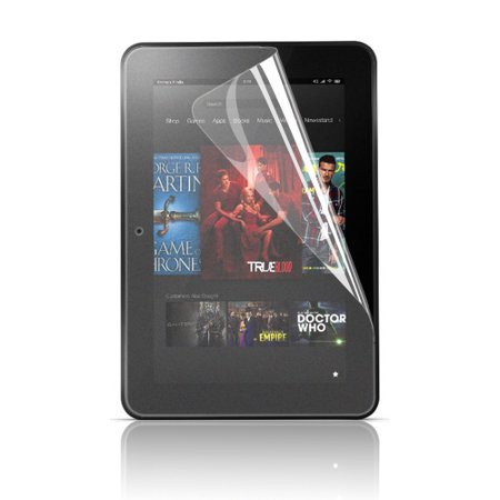 New High Quality Glossy Screen Guard Protector for Amazon Kindle Fire HD 8.9