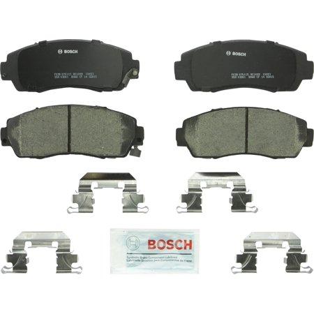 Bosch BC1089 QuietCast Premium Ceramic Disc Brake Pad Set For: Acura RDX; Honda Accord Crosstour, Crosstour, CR-V, Odyssey, Front, Bosch.., By Bosch Automotive