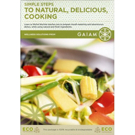 Simple Steps to Naturally Delicious Cooking (Signing Naturally 1 6 Wkbk W 2 Dvds)