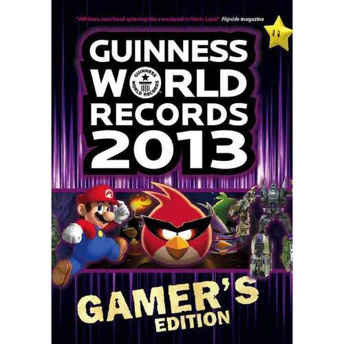 Guinness World Records 2013: Gamer's Edition