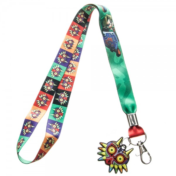 Legend of Zelda Majora's Mask Lanyard