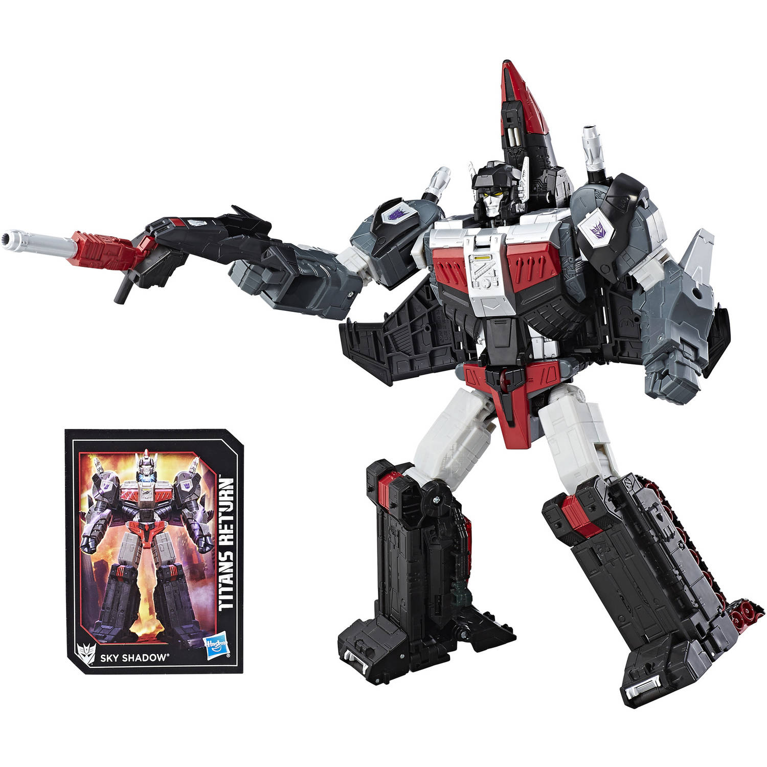 Transformers Generations Titans Return Sky Shadow and Ominus by Hasbro