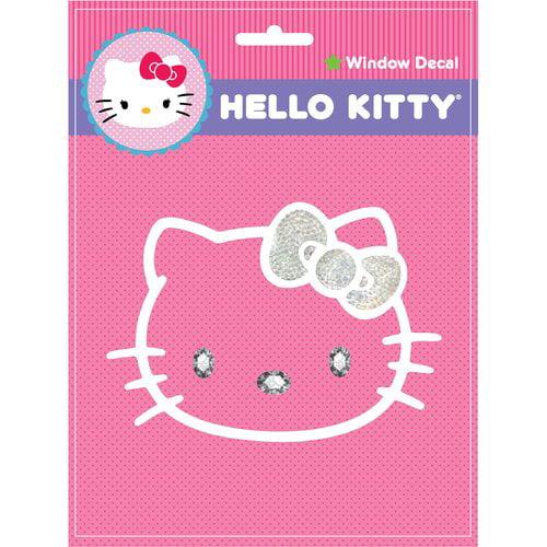 Chroma Bling Hello Kitty Decal Auto Art