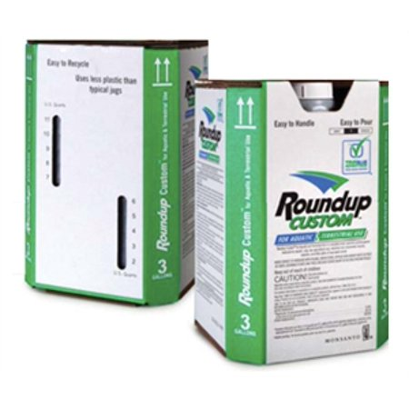 Roundup Custom Aquamaster Pro Concentrate - 2.5 Gal.