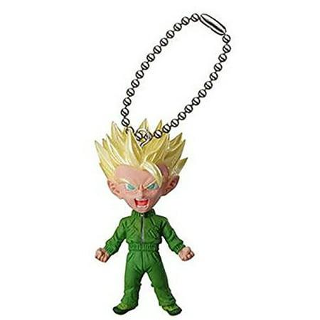 Dragon Ball Z DBZ Son Gohan Saiyan Figure Keychain Ring UDM 14 Gashapon Capsule (Dbz Gohan)