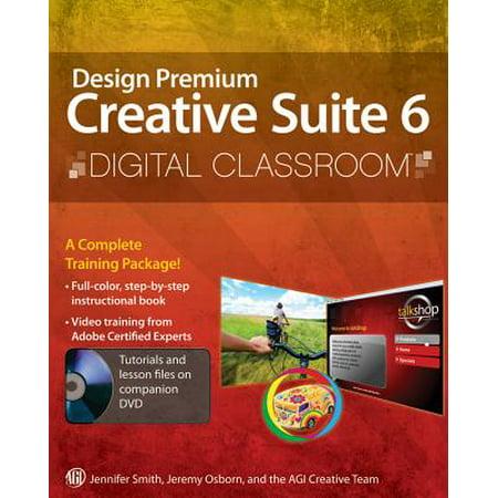 Adobe Creative Cloud Design Tools Digital Classroom by