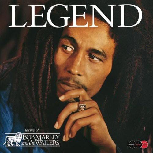 Bob Marley & the Wailers - Legend (CD)