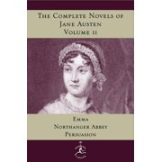 The Complete Novels of Jane Austen, Volume 2 - eBook
