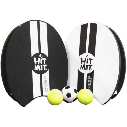 Hit Mit Sport Hit Mit Hand Paddle Ball Game by Sport Squad