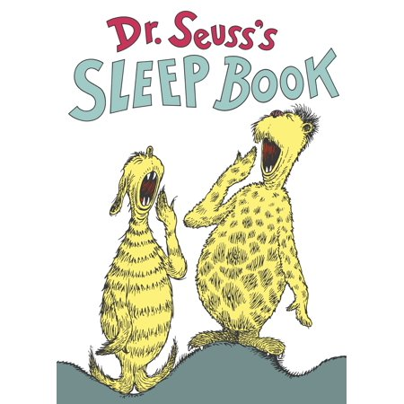 Dr. Seuss's Sleep Book (Hardcover)](Dr Seuss Elephant)