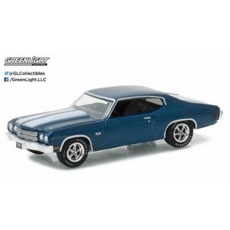 Greenlight 1 64 Hobby Exclusive   1970 Chevrolet Ss 454 51057