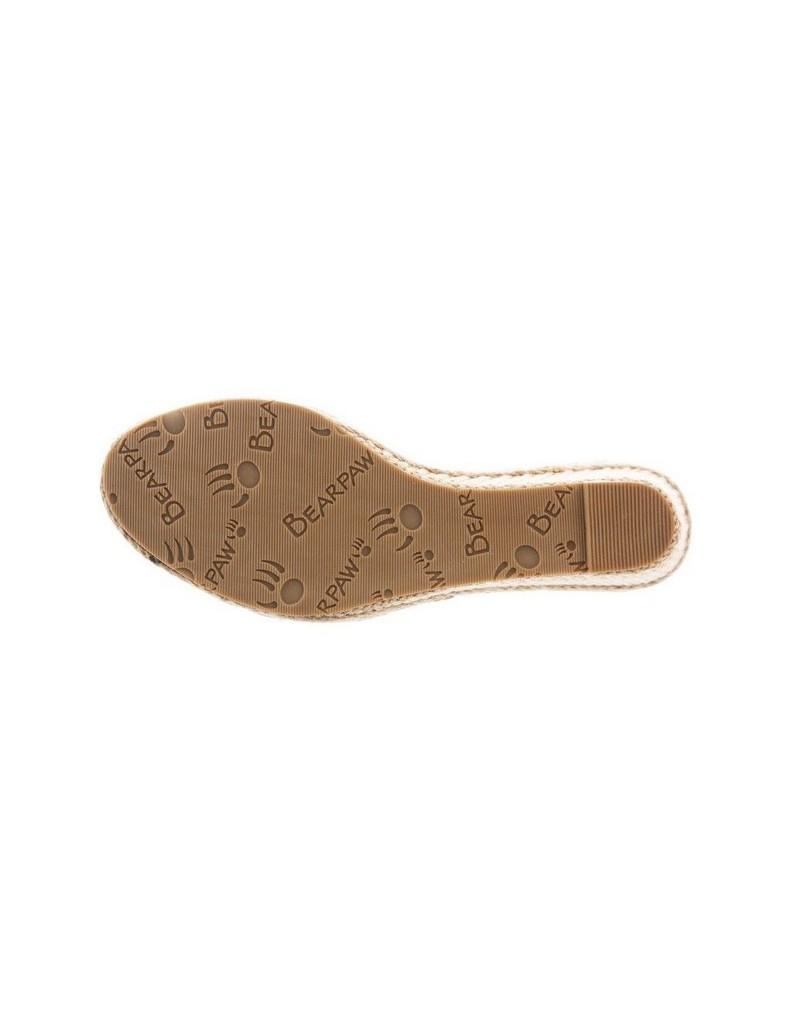 Bearpaw Casual Shoes Womens Calla Zipper Fuax Leather 1760W
