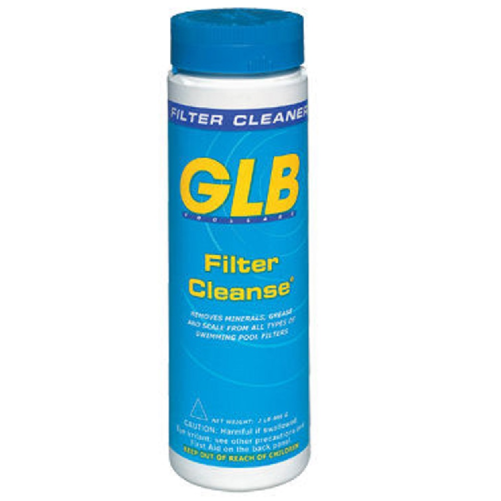 GLB 71006A Filter Cleanse 2 Pound Swimming Pool Filter Cleaner 71006A