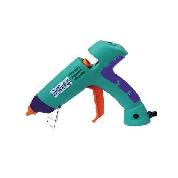 Brand New Pro'Skit 22-17395 100W Hot Melt Glue Gun by