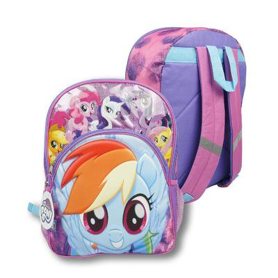 MY LITTLE PONY EVA FRONT PACKET BACKPACK - My Little Pony Party Tote Bag