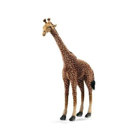 Medium Life Size Giraffe Plush Stuffed (Lime Giraffe)