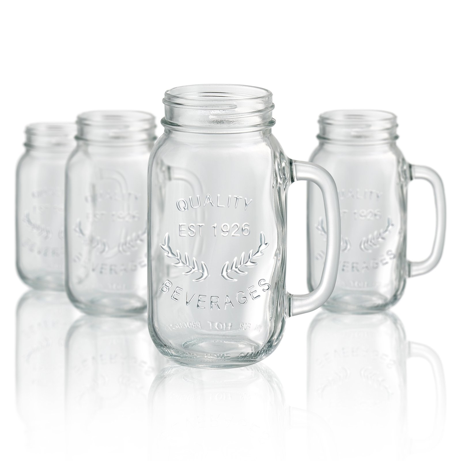Artland Mason Jar Mug - Set of 4