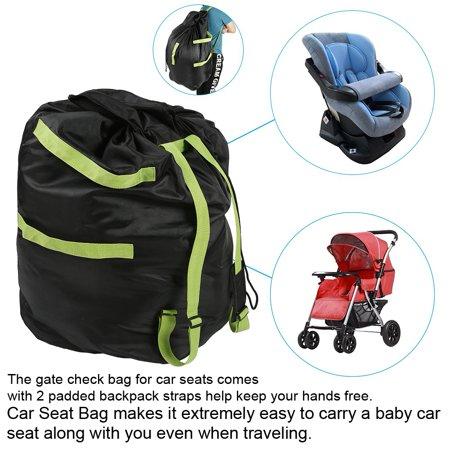 YLSHRF Durable Baby Stroller Storage Bag Travel Backpack Travel Secure Fits Car Seats, Backpack,Baby Stroller Storage Bag Car Seat Carrier Bag