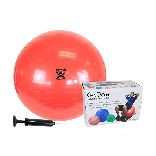 CanDo economy 75 cm ball set (ball and pump in box)