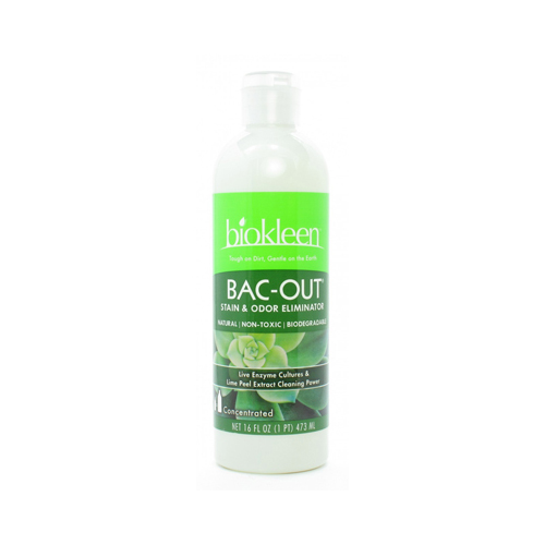 Biokleen Bac-Out Stain and Odor Eliminator - 16 fl oz