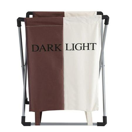 Light And Dark Laundry Hamper Tyres2c