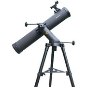 Cassini 1100mm x 102mm Tracker Series Reflector Telescope, Black
