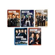 Boston Legal Season 1-5 DVD Complete Collection by