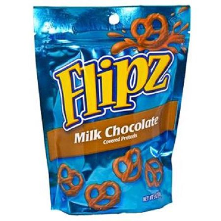 Product Of Flipz, Milk Chocolate Pretzels, Count 6 (5 oz) - Snacks / Grab Varieties & Flavors