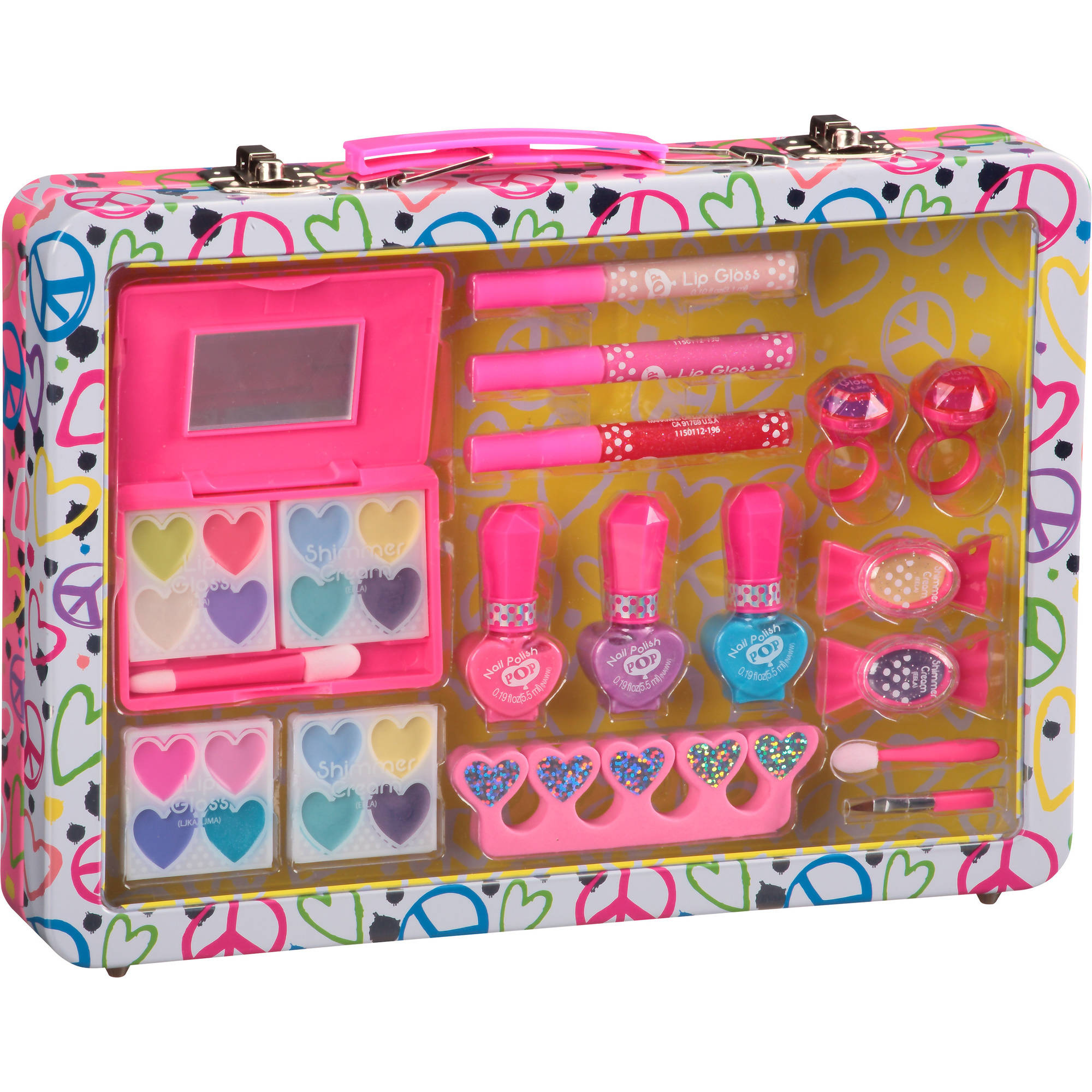 Pop Celebrity Style Makeover Collection Gift Set, 31 pc
