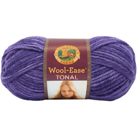 Medium Gray Slate - Wool-Ease Tonal Yarn
