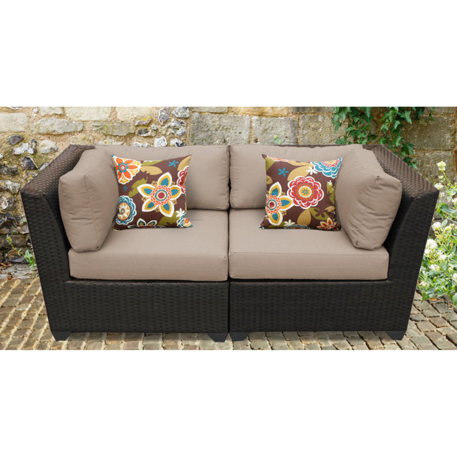 TK Classics Barbados 02A Outdoor Sofa