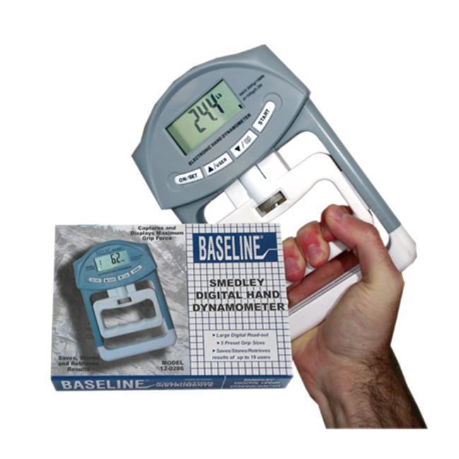 Baseline Smedley spring Grip Strength Measuring dynamometer