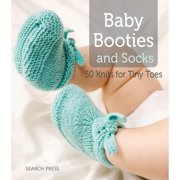 Search Press Books Baby Booties and Socks