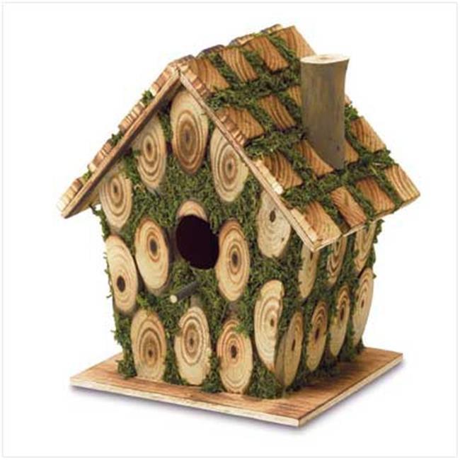 C. Alan 37921 Moss-edged Bird House