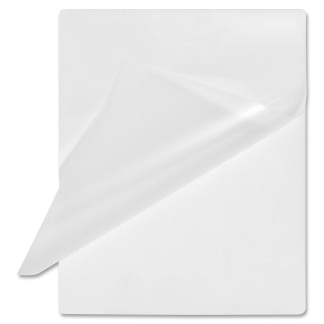 """Business Source Letter Laminating Pouch - Laminating Pouch/Sheet Size: 9"""" Width x 11.50"""" Length x 5 mil Thickness - for"""