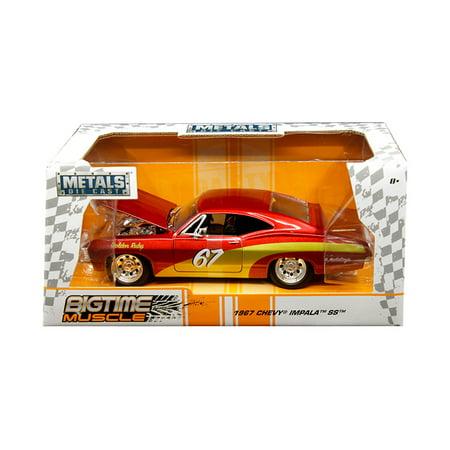 American Motors Muscle Cars (1967 Chevrolet Impala SS #67