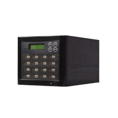 BestDuplicator Premium-M Series - 15 Target (1 to 15) USB Duplicator / Multiple Flash USB Card