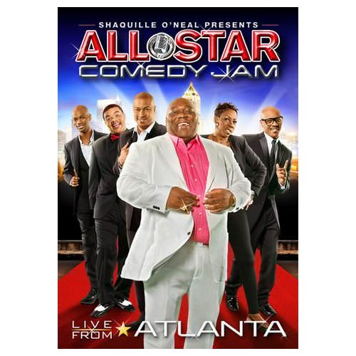 Shaquille O'Neal Presents All Star Comedy Jam - Live From Atlanta (2013)