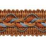 Expo Int'l 10 yards of Wavy Woven Gimp Trim