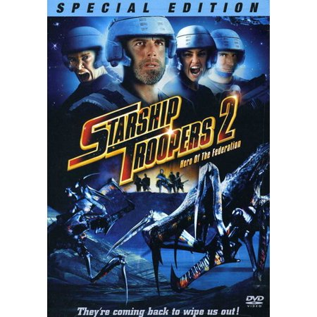 (Starship Troopers 2: Hero Of The Federation (DVD))