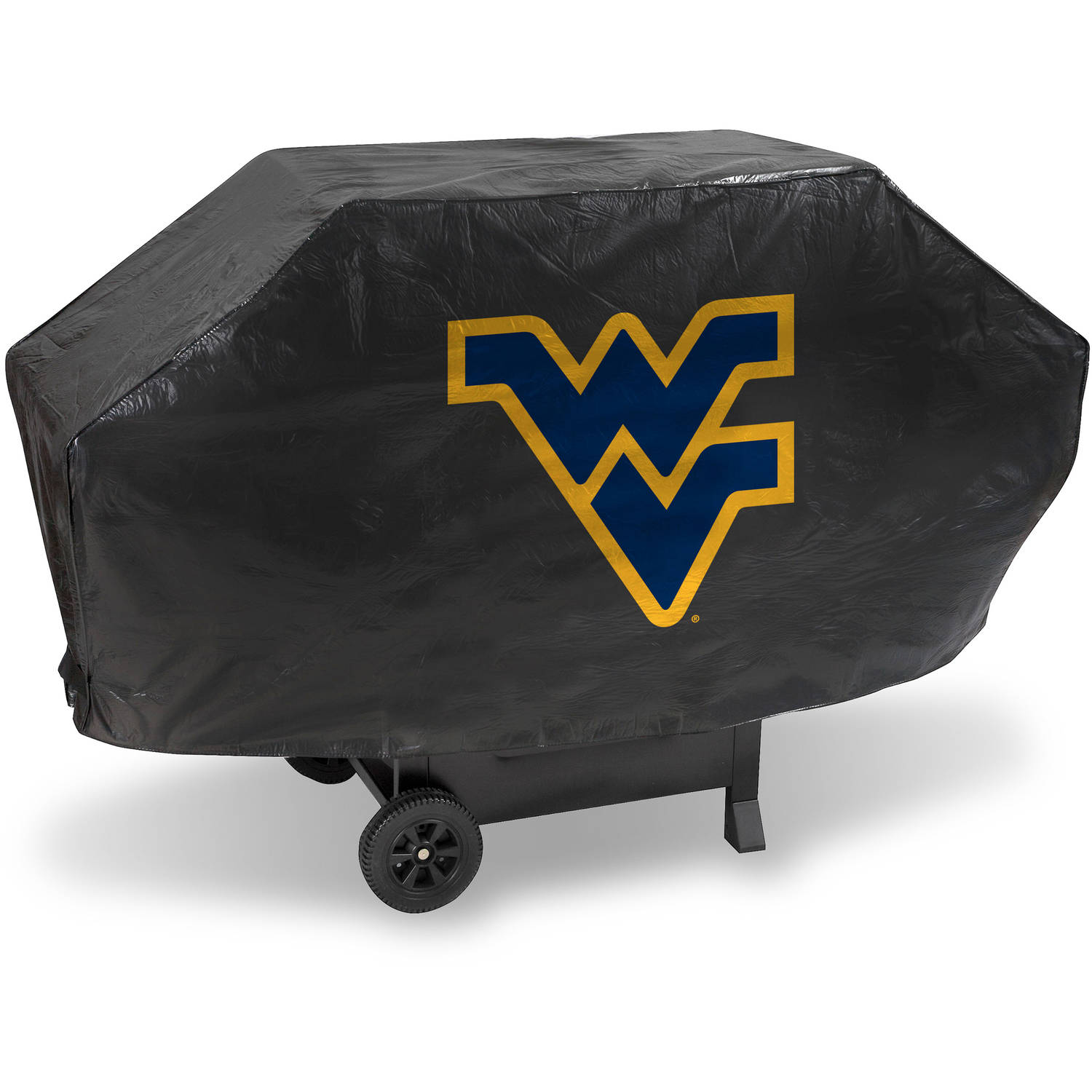 NCAA Rico Industries Deluxe Grill Cover, University of West Virginia Mountaineers