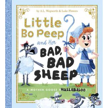 Little Bo Peep and Her Bad, Bad Sheep - eBook - Little Bo Peep Makeup
