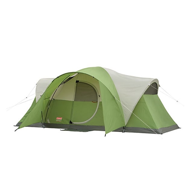 sc 1 st  Walmart & Coleman Montana 8-person Tent with Hinged Door - Walmart.com