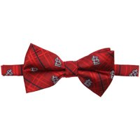 St. Louis Cardinals Oxford Bow Tie - Red - No Size