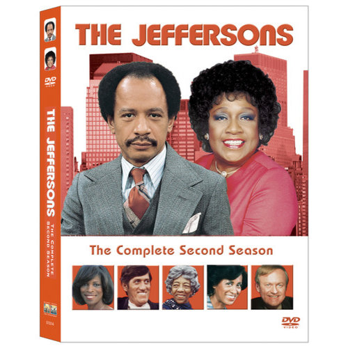 The Jeffersons: The complete Second Season