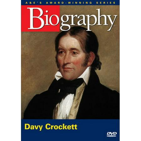 Biography: Davy Crockett (DVD) (Davy Crockett Dvd)