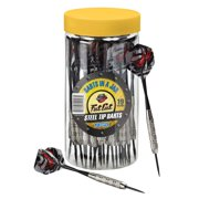 Fat Cat Darts in a Jar Steel Tip 19 Grams 21 Count