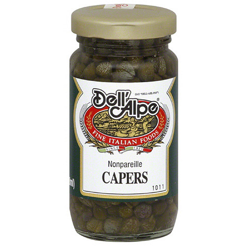 Placeholder Dell' Alpe Nonpareil Capers, 3 oz (Pack of 12) by Generic