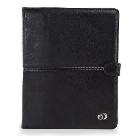 KroO Executive Portfolio Folder Cover Case for Apple iPad (2nd, 3rd and 4th Gen) |