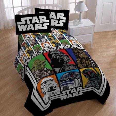 Star Wars Classic Sheet Set Walmart Com